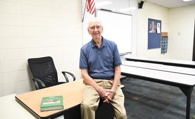 De Hoogh leaves classroom legacy