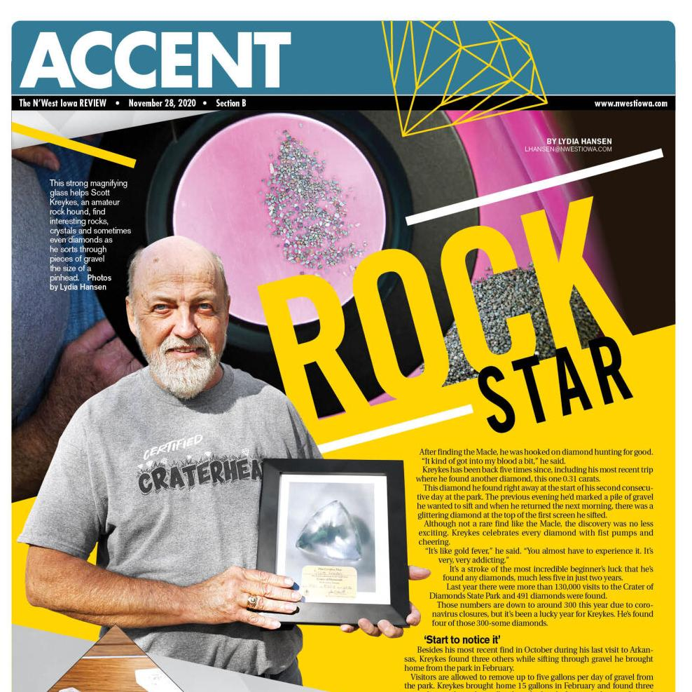 The N'West Iowa REVIEW Accent Nov. 28, 2020