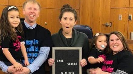 Case closed for Rehder family