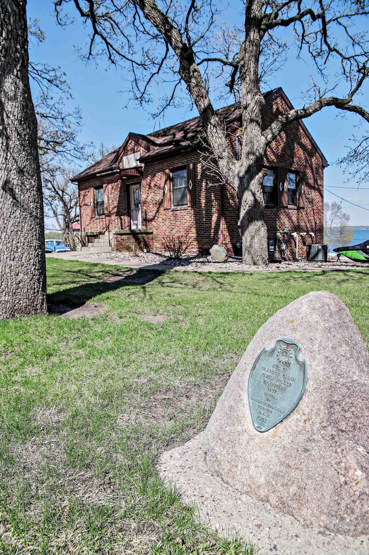 Site of Granger Cabin