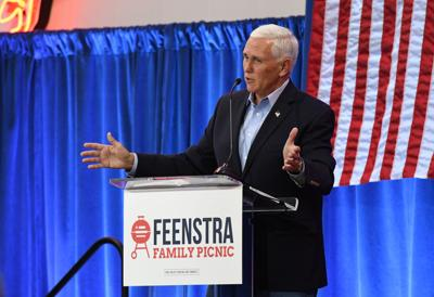 Mike Pence at Feenstra Family Picnic Speech