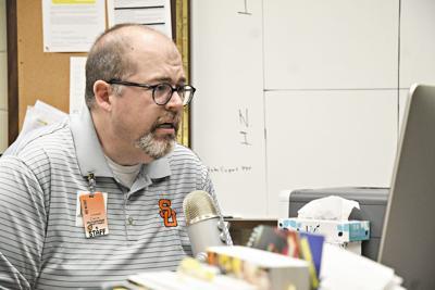 S-O superintendent keeps weekly vlog