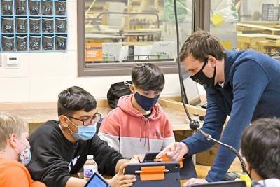 Dordt pupil teaches ag at Rock Valley