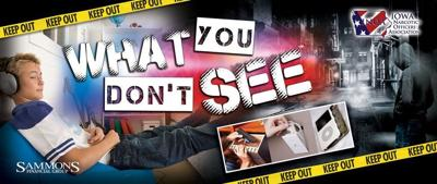 'What You Don't See' trailer