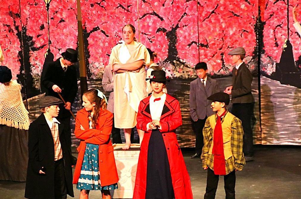 Poppins thrills audiences
