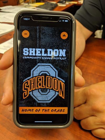 Sheldon mobile app