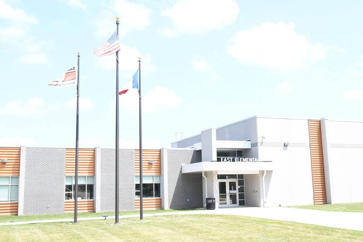 East Elementary School in Sheldon