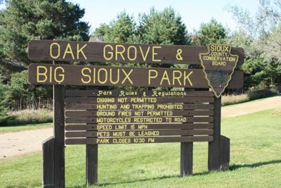 Oak Grove Park and Big Sioux Park