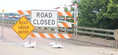 Prepare for more road closures