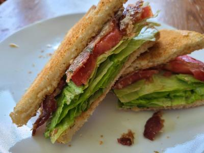 Joanna Gaines' BLT with Herby Mayo