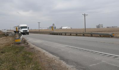 Hartley bridge project to close highway