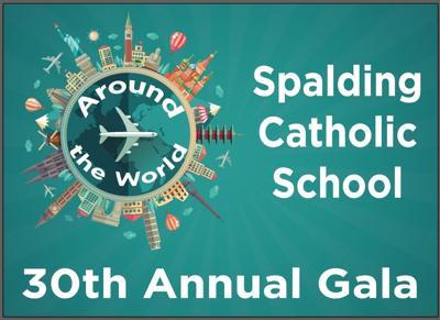 "Spalding Catholic School Gala ""Around the Word"""