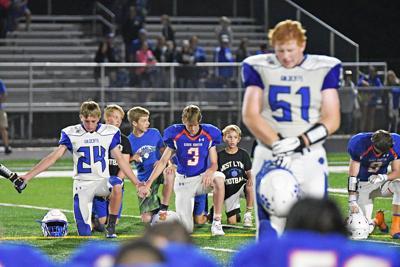 Football: West Lyon vs Sioux Center