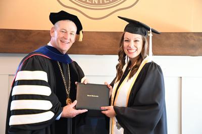 Dordt graduates first class as university