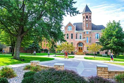 Northwestern College campus