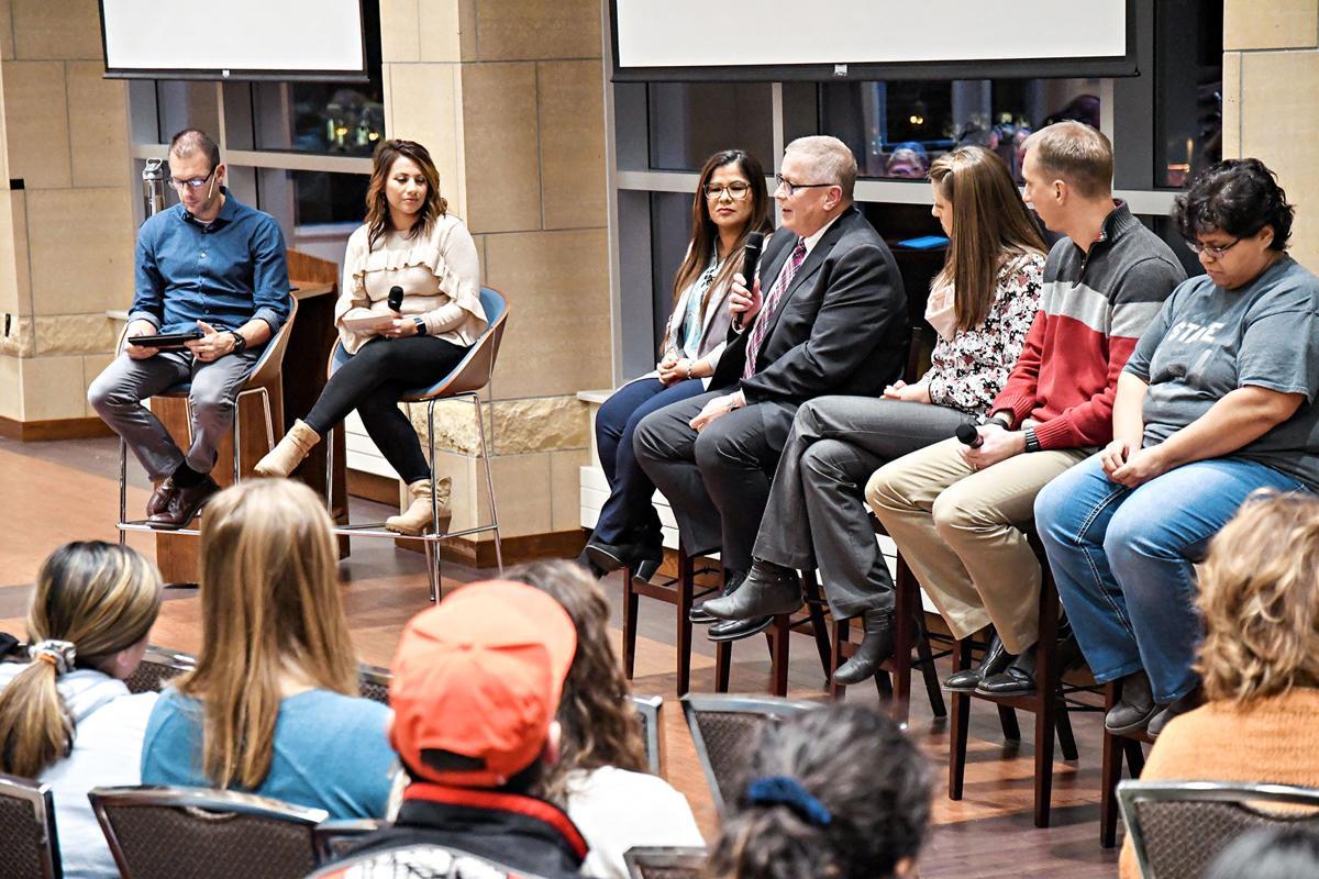 Forum focus 'Getting Beyond the Rhetoric'