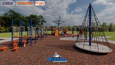 Sioux Center Intermediate School playground