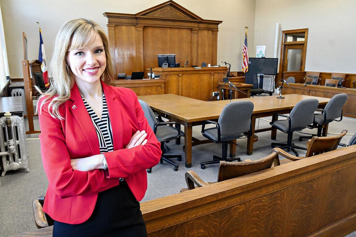 Sheldon woman new O'Brien County attorney