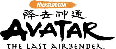 Logo for 'Avatar: The Last Airbender'