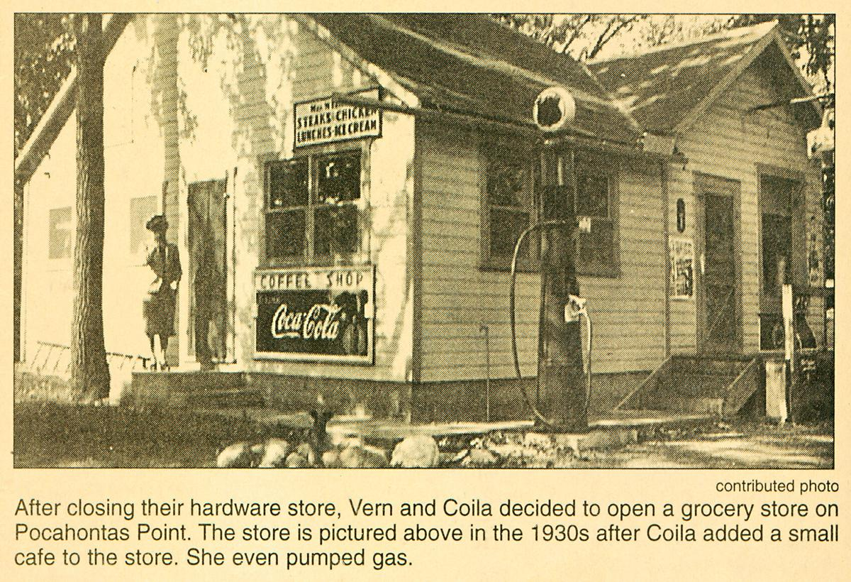 Vern and Coila's Grocery Store