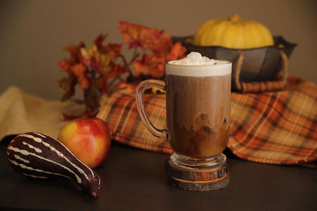 Maple Almond  Cold Brew Coffee
