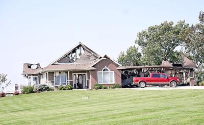 Residents escape Paullina house fire