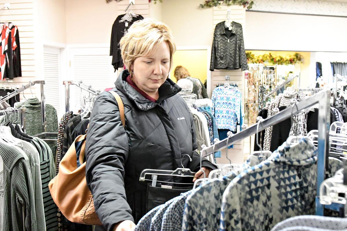 Sheldon Downtown Revitalization shopping