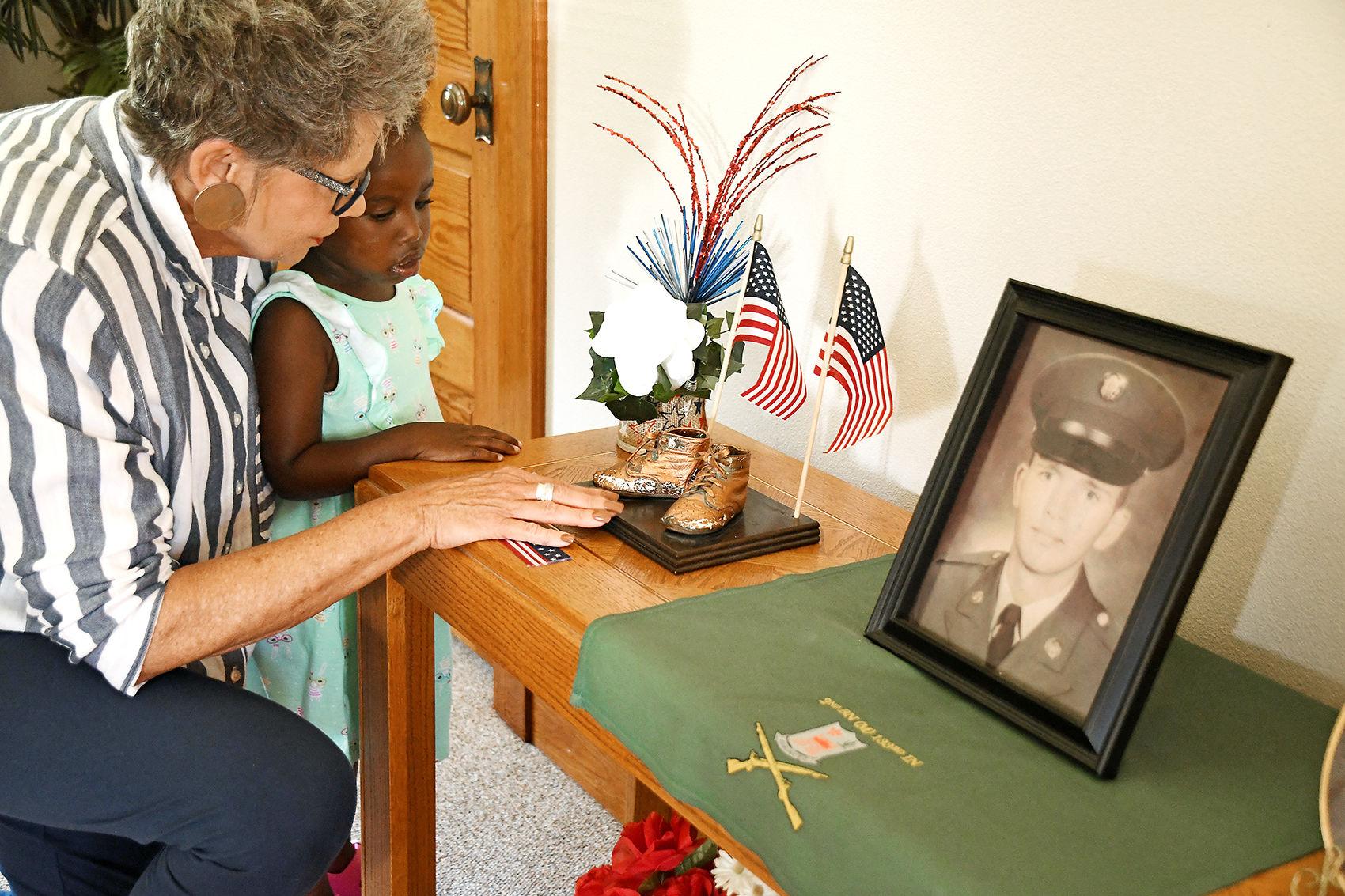 Sister keeps Arlin Franken's memory alive