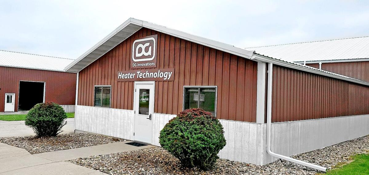 DG Innovations moves sites to Rock Valley