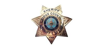 Sioux County Sheriff's Office badge