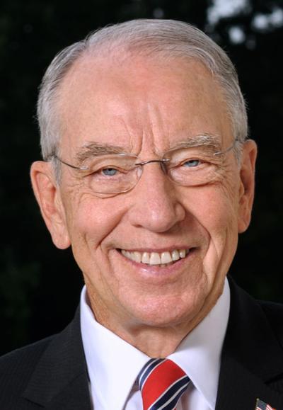 U.S. Sen. Chuck Grassley (R-Iowa)