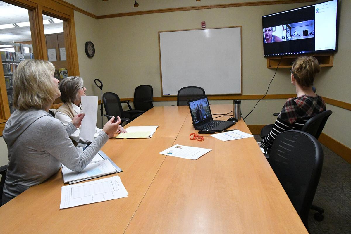 Sioux Center library supports missionary