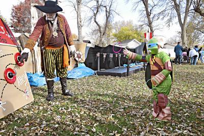 Sheldon Halloween Carnival 2018