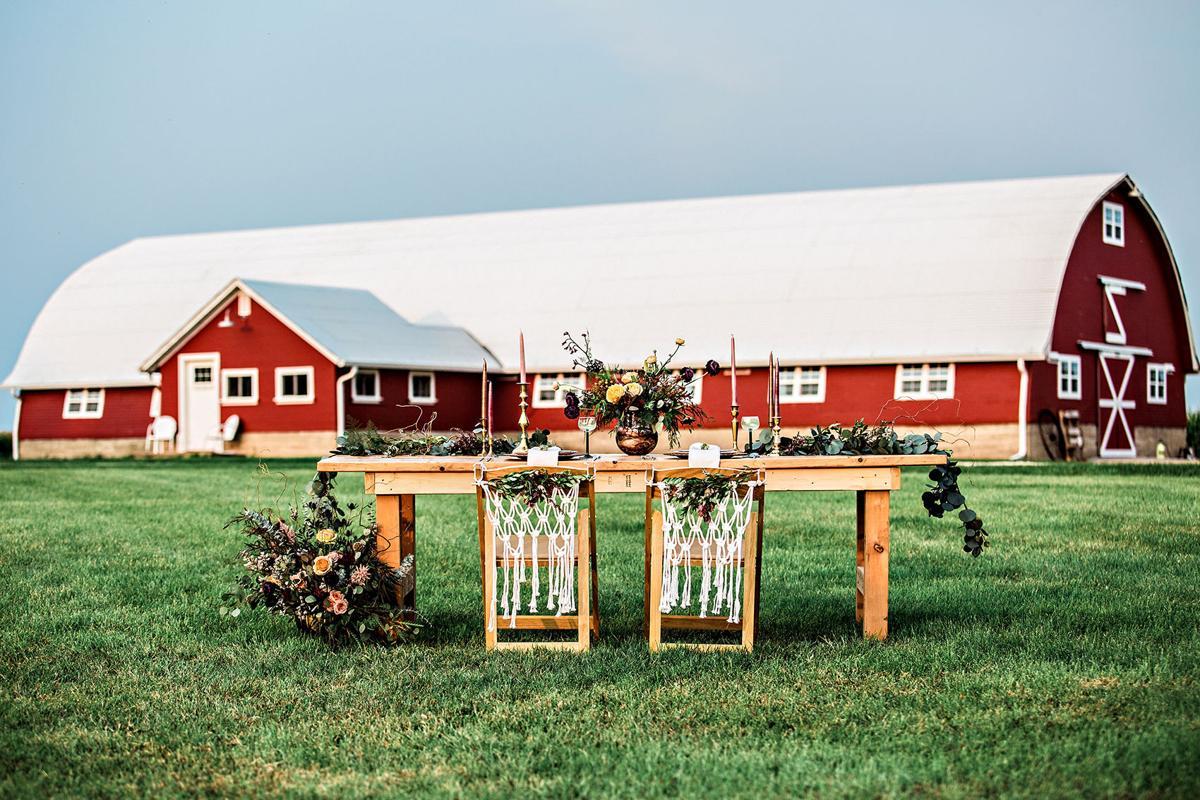 Swiss Acres Barn