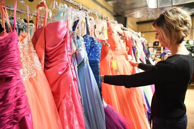 Ministry thankful for dress donations