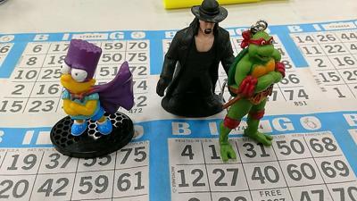 Ty's Bingo Trinkets