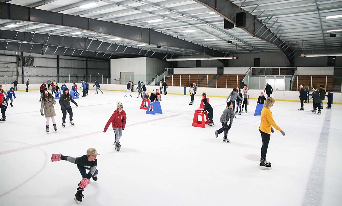 Boji Bay Ice Arena