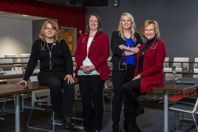 NWC physician assistant professors