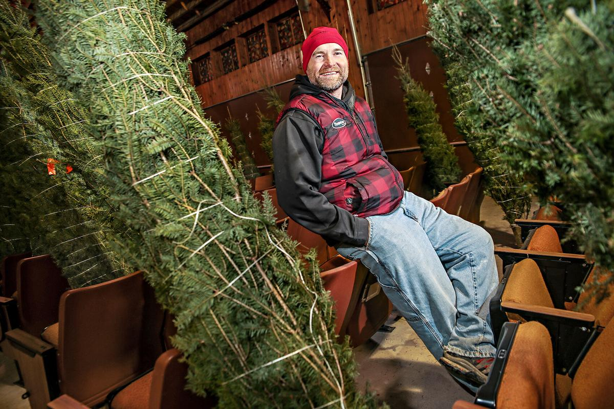 Timber Bay will be selling Christmas trees as a fundraiser this December
