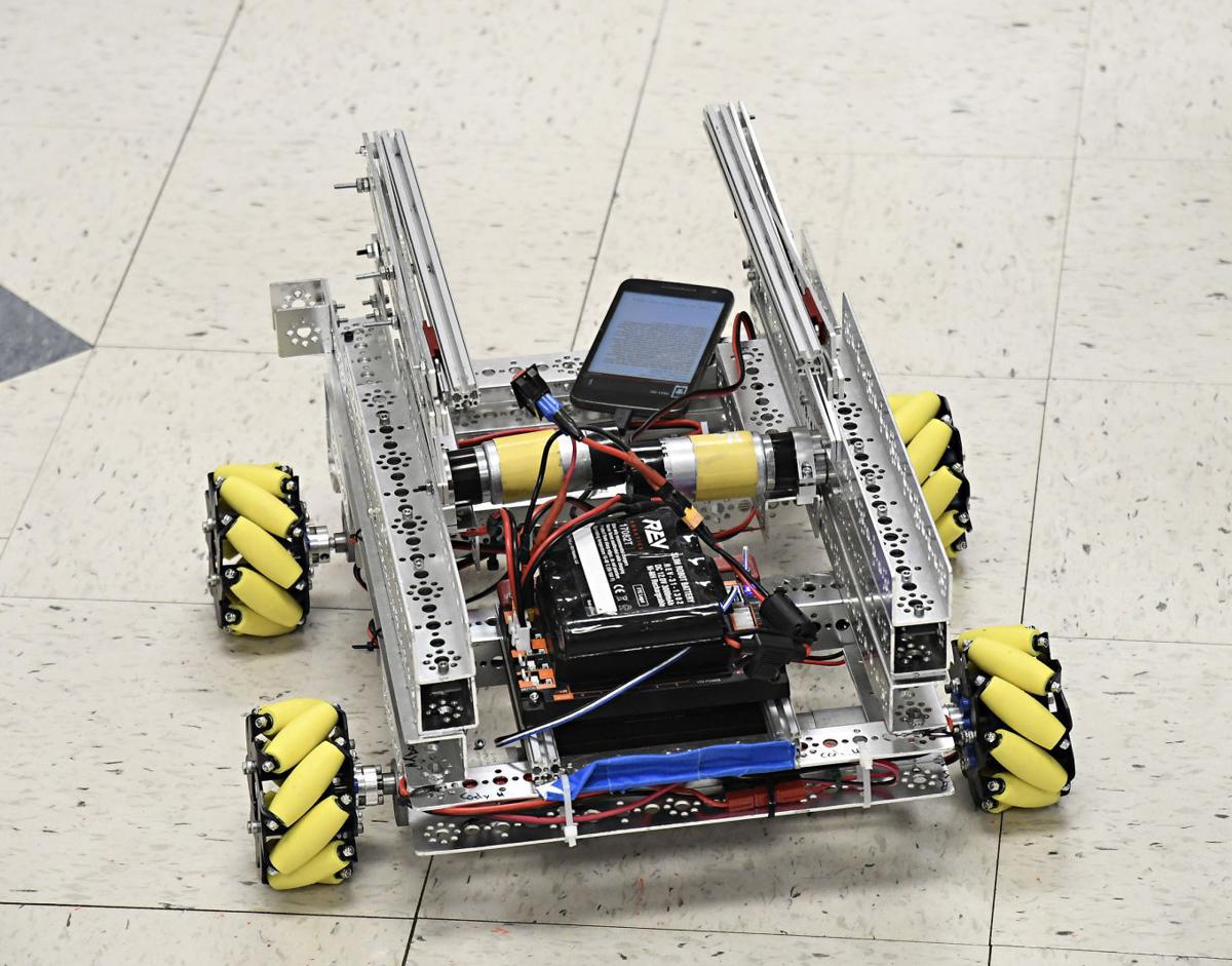 Central Lyon robot