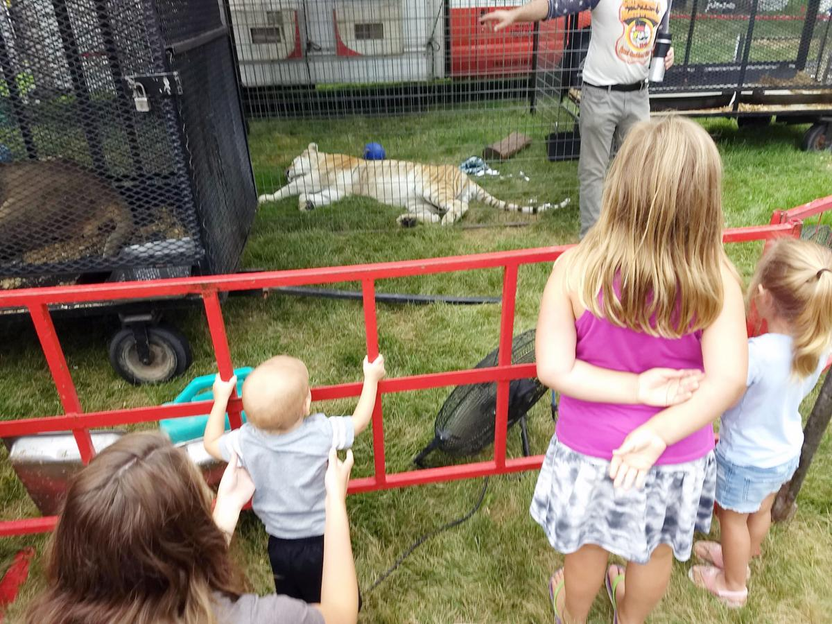 Circus coming to Sioux Center