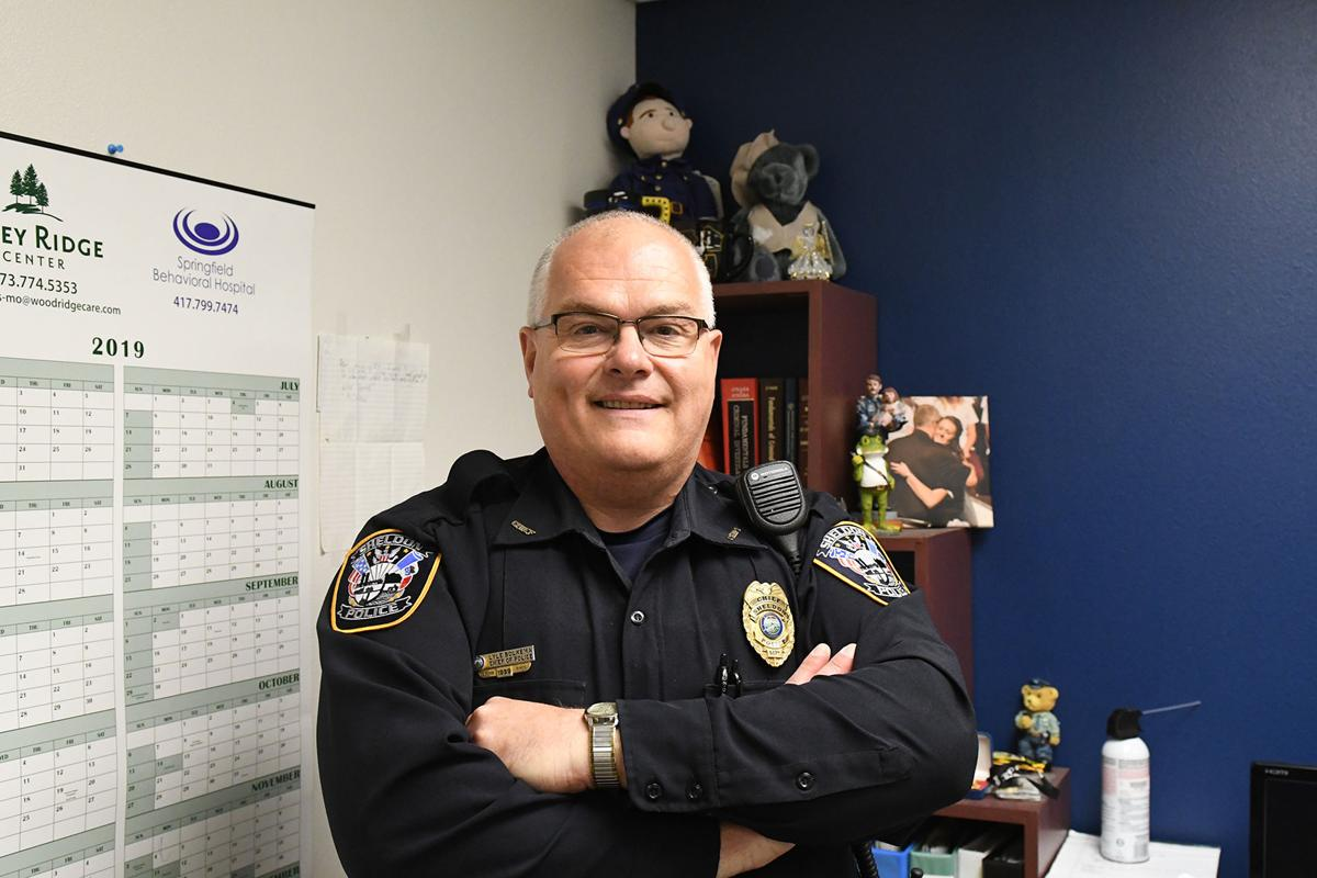 Chief Bolkema retiring