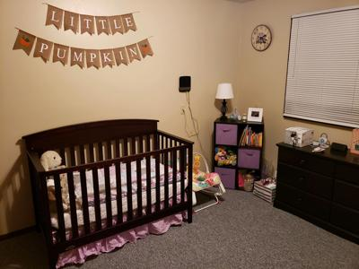 Take 5: Baby Mahoney's room finished