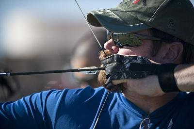 3D archery event
