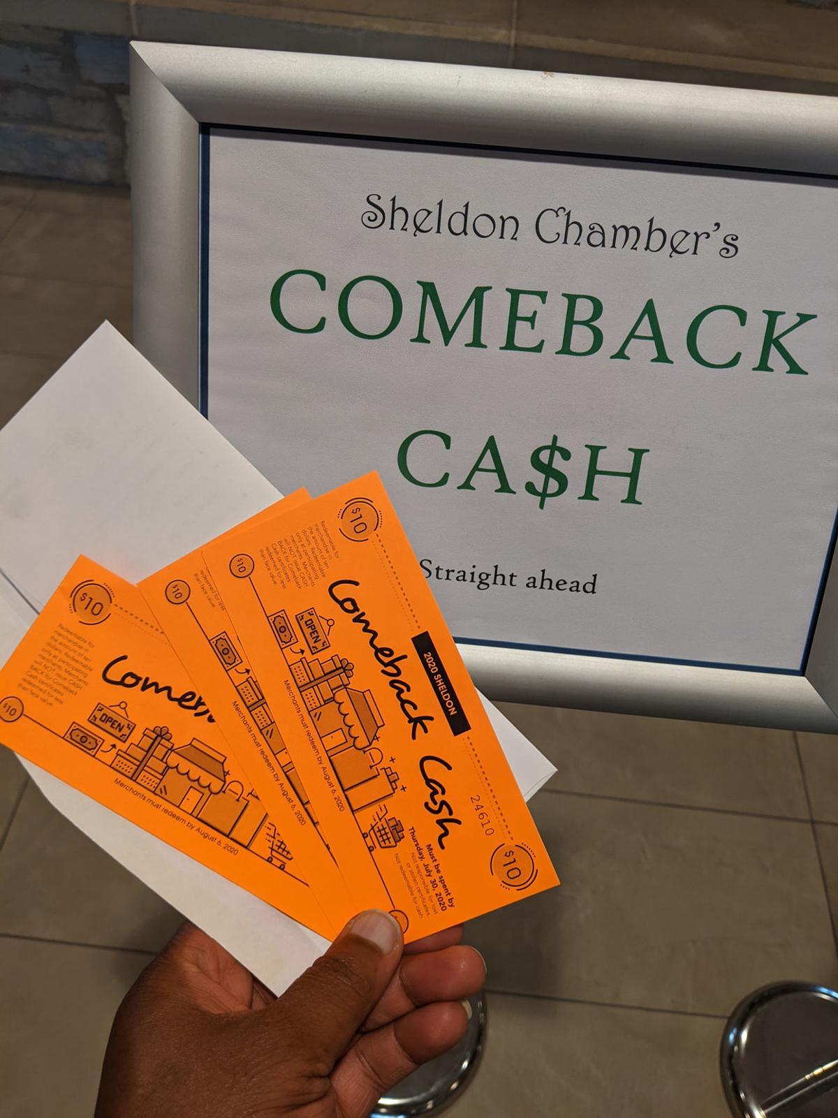 Comeback Cash