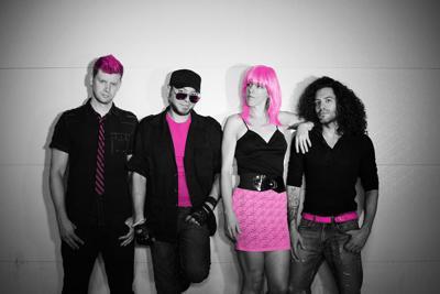 Hot Pink Hangover