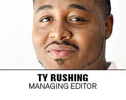 Ty Rushing