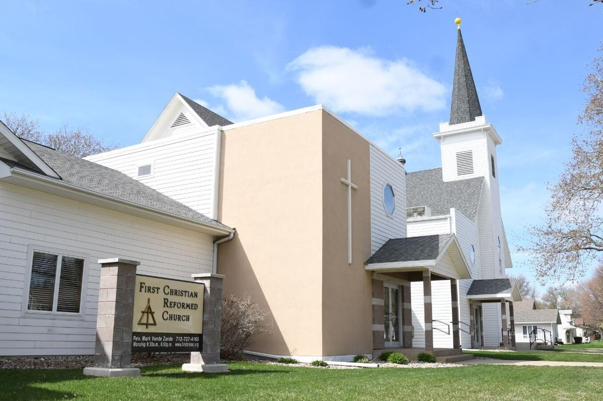 First Christian Reformed Church in Orange City