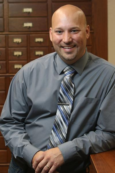 Aaron Holmbeck resigns as county engineer