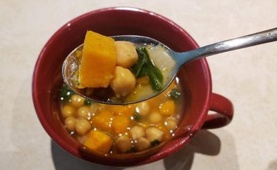 Meatless Monday soup